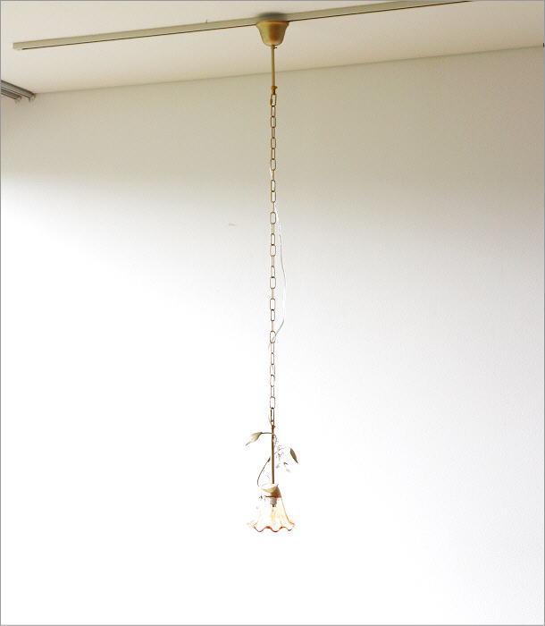 LEDペンダントランプ フローリー GD(2)