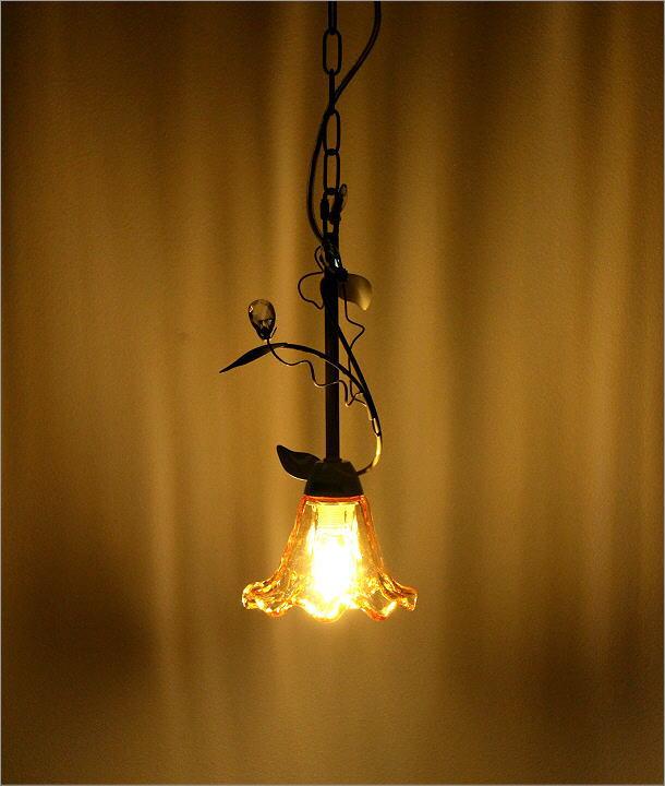 LEDペンダントランプ フローリー WH(6)