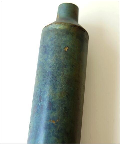鉄の一輪挿し ロングボトル(2)