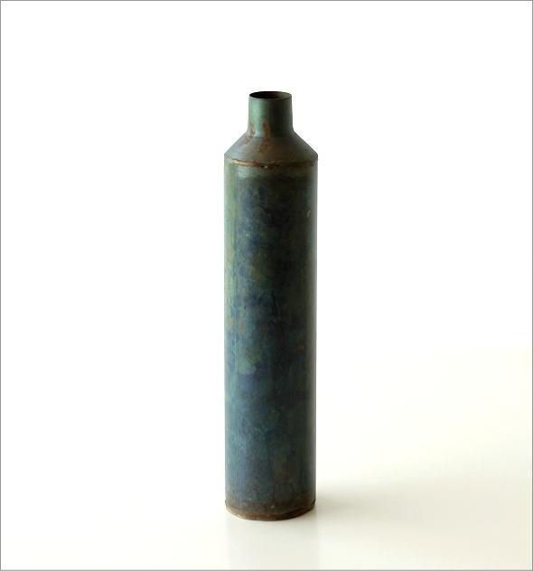 鉄の一輪挿し ロングボトル(4)