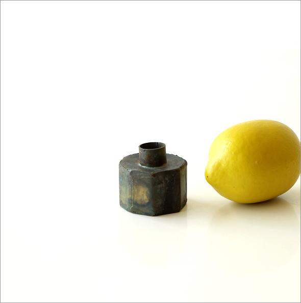 鉄の一輪挿し ミニ(3)