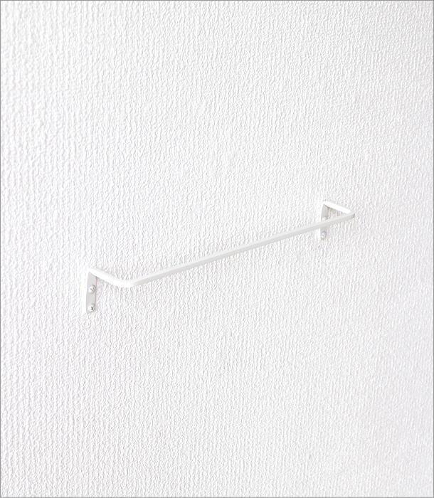 アイアンタオルレールS ホワイト(2)