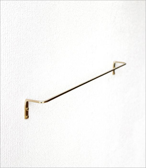 ブラスタオルレール L(2)