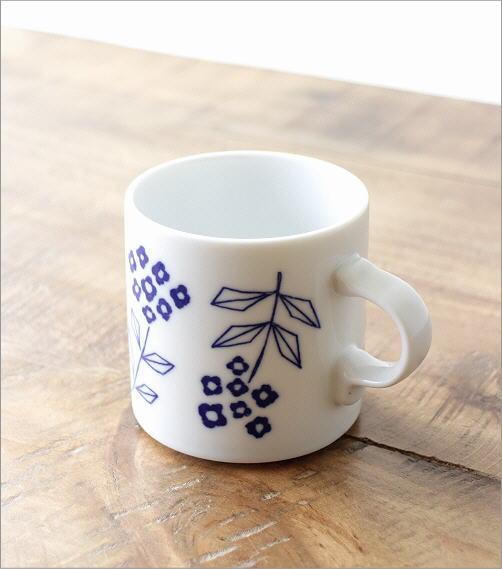 マグカップ&プレート ワスレナグサ(2)