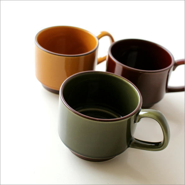 スタッキングマグカップ 3カラー(1)