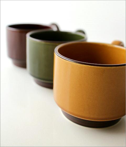 スタッキングマグカップ 3カラー(2)