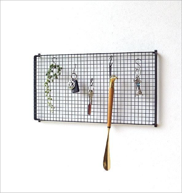 アイアンメッシュの壁掛ボード(1)