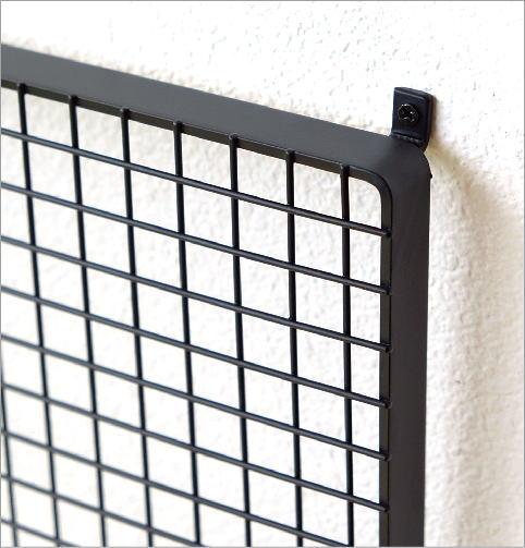 アイアンメッシュの壁掛ボード(3)