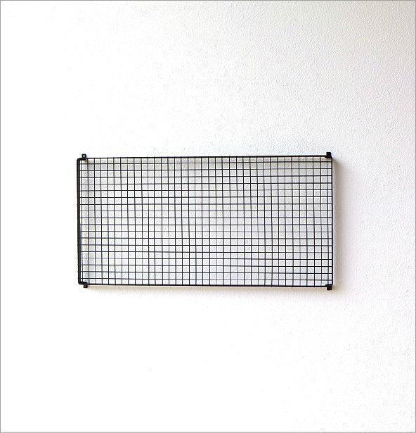 アイアンメッシュの壁掛ボード(5)