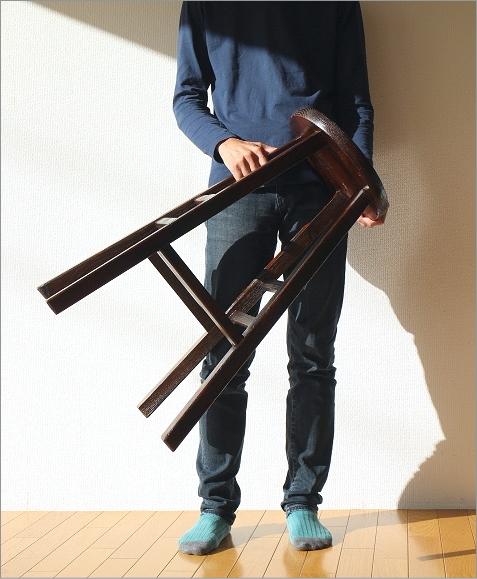 木製ハイスツール(1)