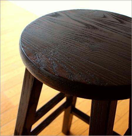 木製ハイスツール(3)