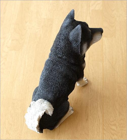 ドッグオーナメント シバ犬A(4)