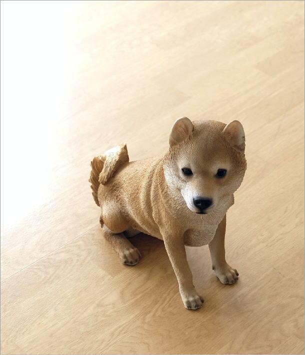 ドッグオーナメント シバ犬B(1)