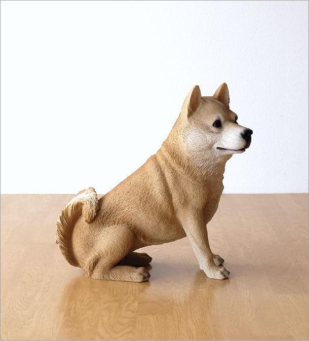 ドッグオーナメント シバ犬B(5)