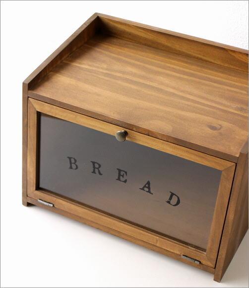ウッドブレッドボックス(2)