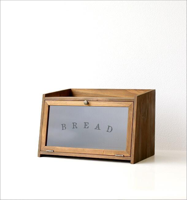 ウッドブレッドボックス(5)
