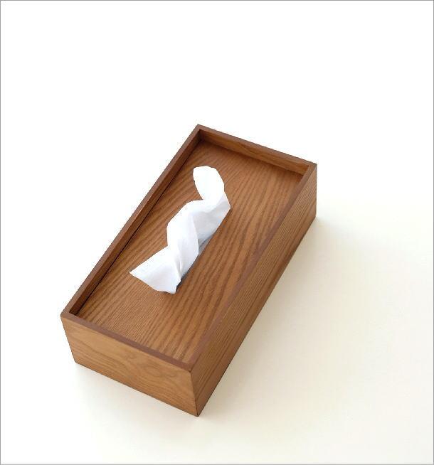 木のティッシュボックス(1)