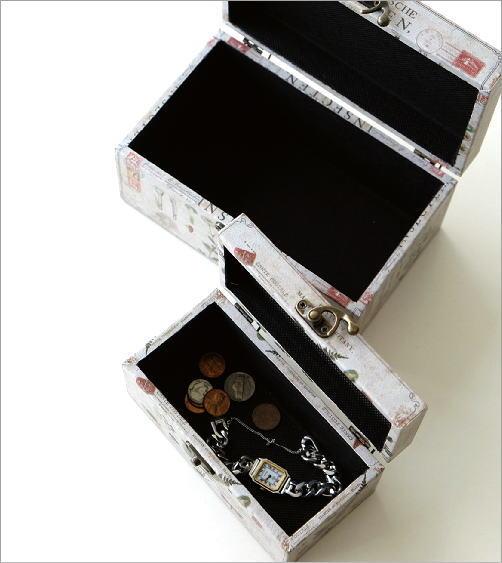 チェルシーBOX大小2個セット(2)