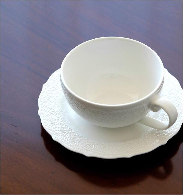 シャローティーカップ&ソーサー(1)