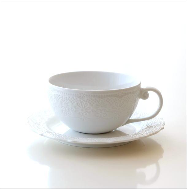 シャローティーカップ&ソーサー(4)