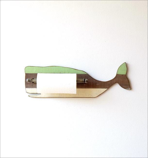 クジラのペーパーホルダー(5)