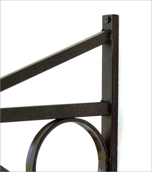吊り下げ両面クロック(4)