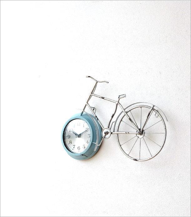 自転車ウォールクロック(1)