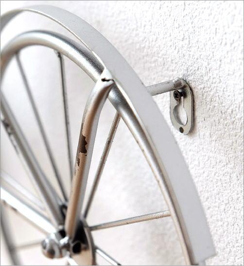 自転車ウォールクロック(4)