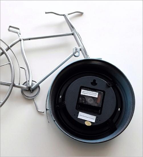 自転車ウォールクロック(5)