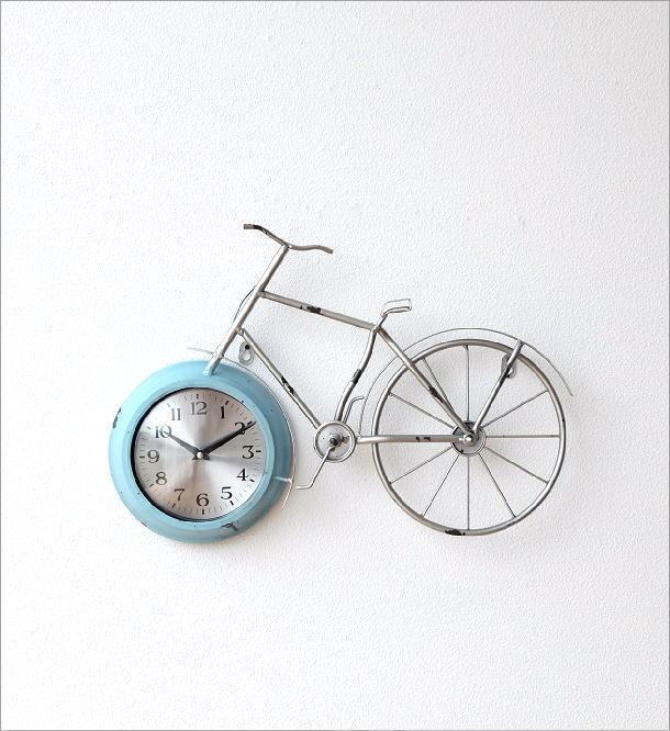 自転車ウォールクロック(6)