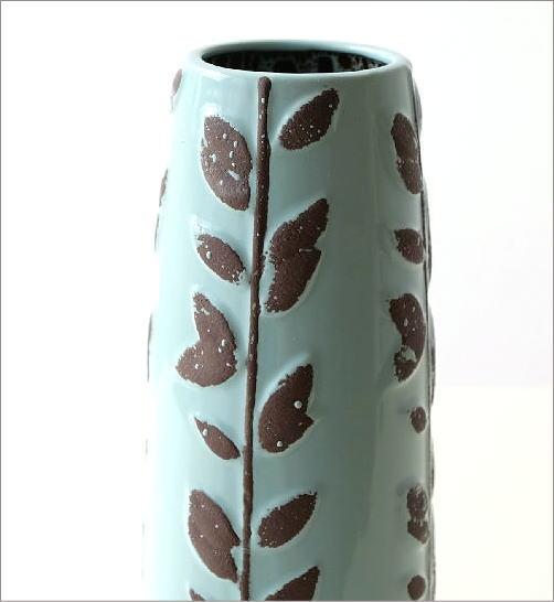 陶器のロングベース(2)