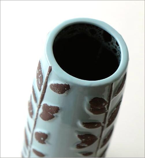 陶器のロングベース(3)