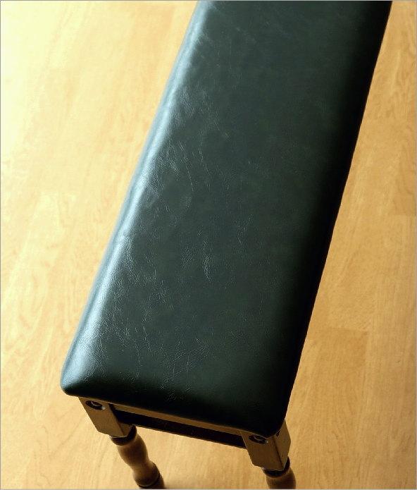 クラシックな玄関スツール120(2)