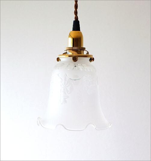 ガラスのペンダントライト 194(3)