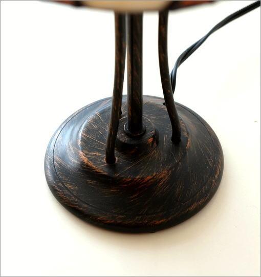 ステンドグラステーブルランプA(4)
