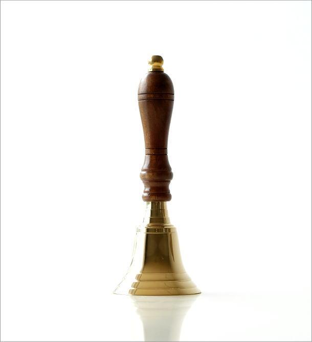ブラスハンドベル(4)