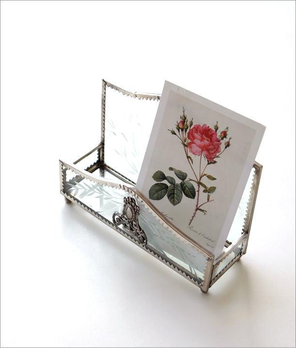 ガラスレターボックス(1)