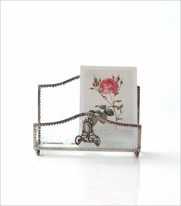 ガラスレターボックス(4)