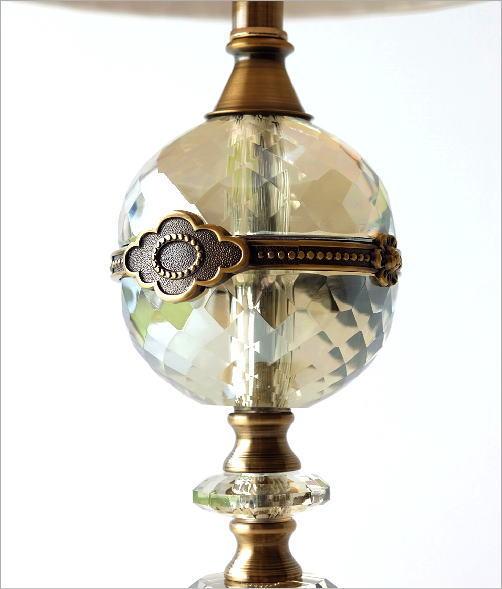 エレガントなテーブルランプ  B(4)