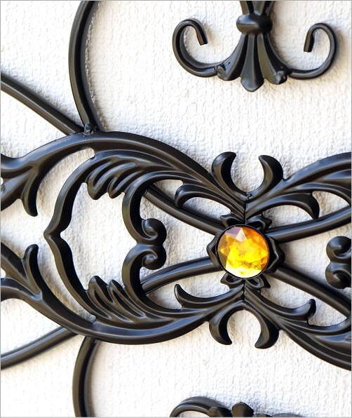 アイアンの壁飾り ブランシェ(2)