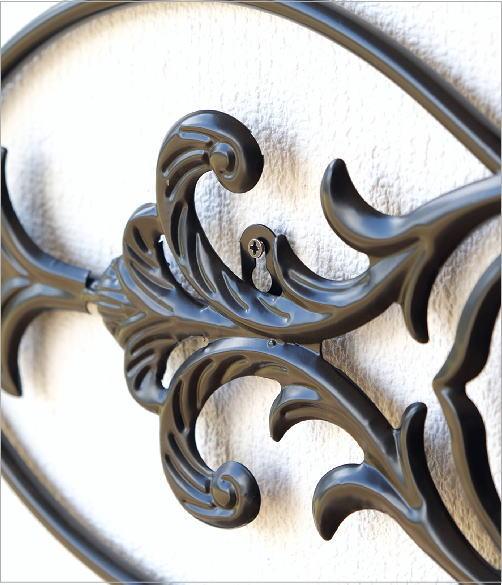 アイアンの壁飾り ブランシェ(3)