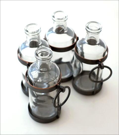 4ボトルフラワーベース(3)