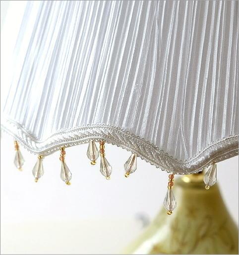 テーブルランプ ガラス絵(2)