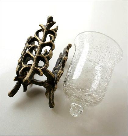 アイアンとガラスのベース B(2)