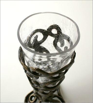 アイアンとガラスのベース A(3)