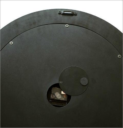 真鍮飾りのビックウォールクロック(4)