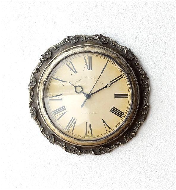 クラシックな掛け時計A(4)