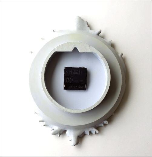 クラシックな掛け時計B(4)