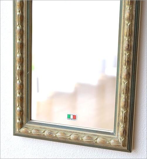 スリムな壁掛ミラー(3)