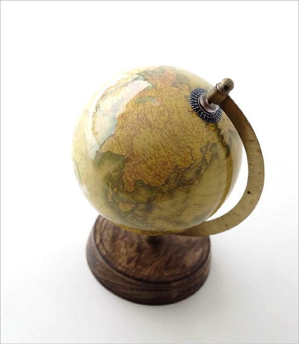 レトロな地球儀 B(1)
